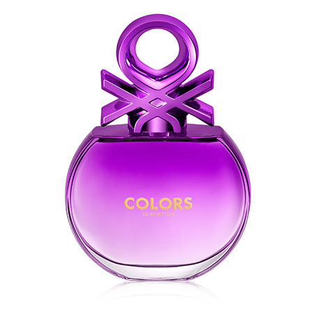 Benetton lança Colors Purple EDT